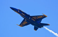 Blue Angels Aircraft, Seattle Air Show Stock Image