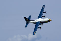 Blue Angels fat albert Royalty Free Stock Images