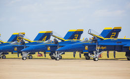 Blue Angels Stock Photography