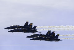 Blue Angels Pass stock photography
