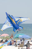 Blue Angels Pensacola Beach Airshow Stock Image