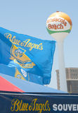 Blue Angels Pensacola Beach Airshow Stock Photos