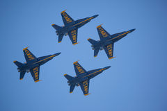 The Blue Angels at Seafair Stock Photo