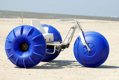 Blue Aqua Cycle Stock Images