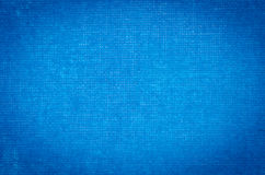 Blue artistic canvas painted background Stock Images