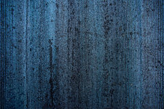 Blue asbestos sheet for roofing slate. Texture of blue asbestos sheet for roofing slate Stock Photos