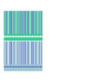 Blue baby background vector illustration