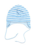 Blue baby hat Stock Photography