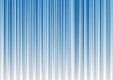 Blue background. As gradient line Royalty Free Stock Image