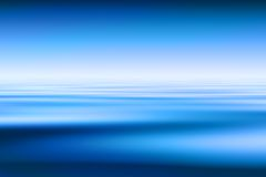 Blue background. Beautiful Blue Water Sky Background Stock Image