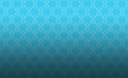 Blue background. With white design Stock Photography