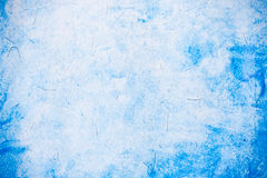 Blue background Stock Photography