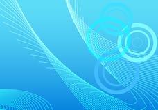 Blue Background royalty free illustration