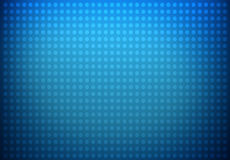 Blue background. Light blue dotted dramatic background Stock Photo