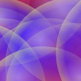 Blue Background. Abstract Blue Circle  Background. Abstract Light Pattern Stock Image