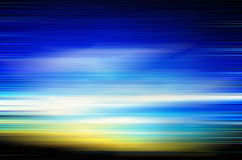 Blue background. Abstract blue color background with motion blur Royalty Free Stock Photos