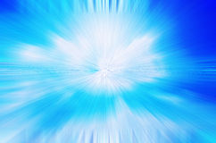 Blue background. Abstract blue color background with motion blur Stock Images
