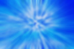 Blue background. Abstract blue color background with motion blur Royalty Free Stock Image