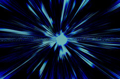 Blue  background. Abstract blue  color background with motion blur Royalty Free Stock Photo