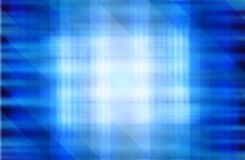 Blue background. Abstract blue color background with motion blur Stock Photography