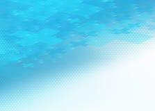 Blue background Stock Image