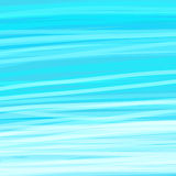 Blue background. Abstract background of flat blue horizontal lines Stock Photos