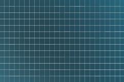 Blue background. Abstract blue background with a  white grid Stock Photo
