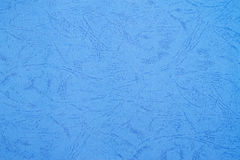 Blue background cardstock texture Stock Photo