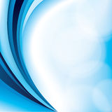 Blue background design Royalty Free Stock Photo