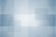 Blue Background Design Royalty Free Stock Photography