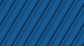 Blue background with different dark lines, blue stripes Royalty Free Stock Photo