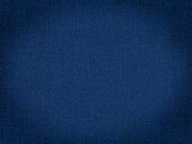 Blue background. Blue fabric texture for shaded background Royalty Free Stock Photography