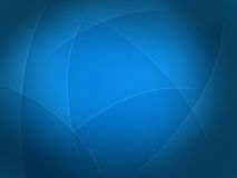 Blue background, graphics Royalty Free Stock Photography