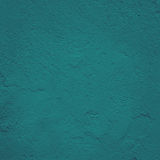 Blue background. Grunge texture. Blue wall. Royalty Free Stock Photography