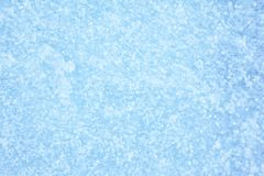 Blue background of Ice texture Royalty Free Stock Image