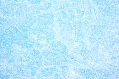 Blue background of Ice texture Stock Photography