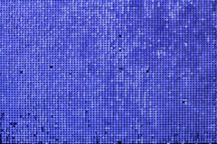 Blue background mosaic Royalty Free Stock Photography