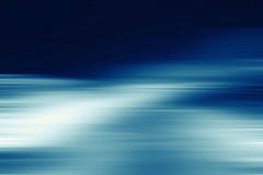 Blue background with motion blur. Abstract cold  blue background with motion blur Royalty Free Stock Image