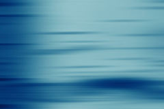 Blue background with motion blur Royalty Free Stock Image