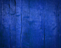 Blue background old panels. Blue wood texture. background old panels Stock Photos