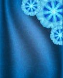 Blue background Stock Photography