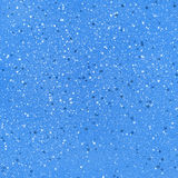 Blue background with particles. Point Stock Photography