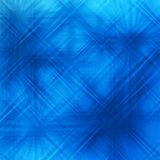 Blue background with rays Stock Images