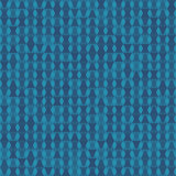 Blue Background With Rhombus. Vector. Royalty Free Stock Images