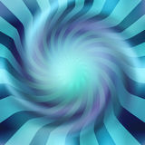Blue background spiral. Royalty Free Stock Photos