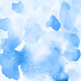 Blue background with stains Stock Photography