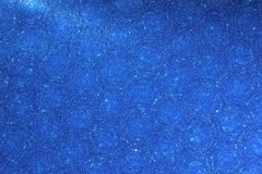 Blue background - star stock photo Stock Images