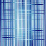 Blue background stripe pattern texture may use for business Stock Photography