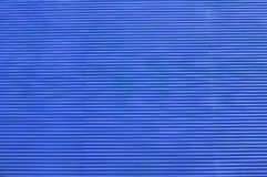 Blue background with stripes pattern Royalty Free Stock Photography