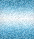 The blue background. The stylish image of texture on a blue background Stock Photo